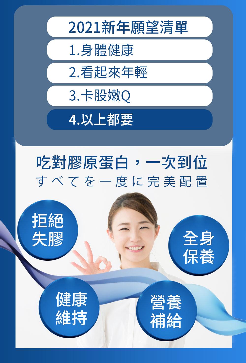 100%日本高純度魚鱗水解膠原蛋白胜肽-吃對膠原蛋白一次到位-0800-800-924
