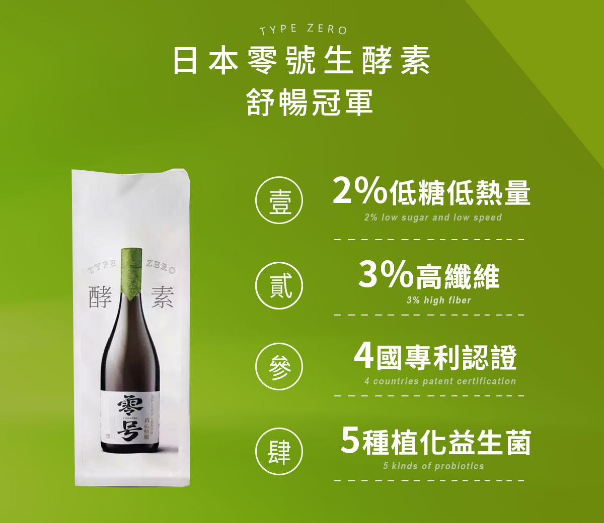 日本零號生酵素-101綜合蔬果酵素-100萬高濃度SOD-排空歸零養顏美容-舒暢冠軍